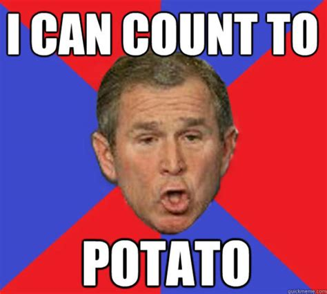 I Can Count To Potato Meme - image 251365 i can count to potato know your meme