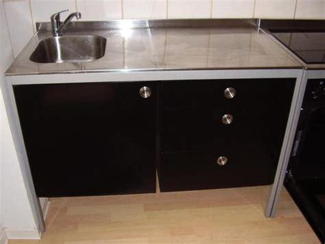 Ikea Küche Modul by K 252 Che Ikea Modulk 252 Che Udden Inkl Herd Backofen Sp 252 Le