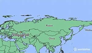 Where is Volgograd, Russia? / Volgograd, Volgograd Oblast ...