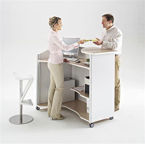 bureau comptoir comptoir d accueil pas cher bureau d accueil pas cher