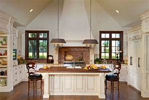 Kitchen Brick Backsplashes - For Warm And Inviting Cooking