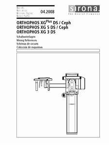 Sirona Orthophos Xg Dental X-ray