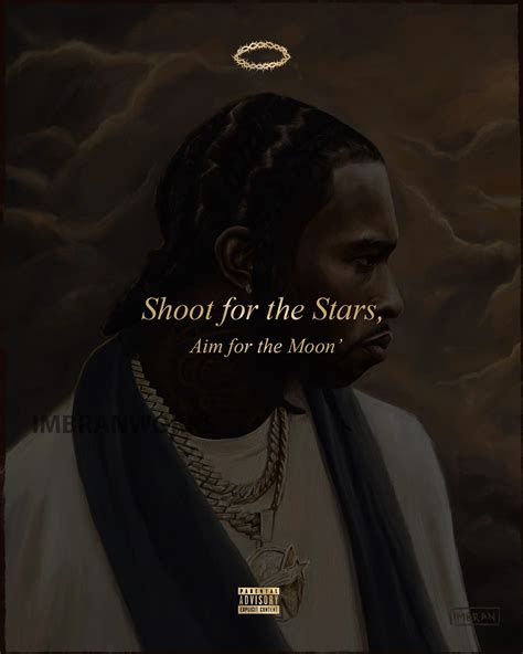 The album houses 13 tracks. ZIP ALBUM: Pop Smoke - Shoot For The Stars Aim For The Moon - 50HIPHOP