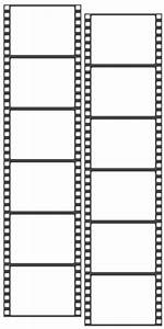printable film strip template - free film strip templates for your photo collages and