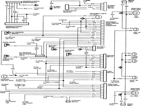 Free Chevy Truck Steering Column Diagram Wiring Forums