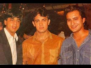 Flashback Pictures: When Shahrukh Khan, Aamir Khan And ...