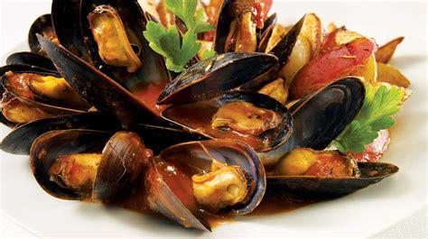 moules  la provencale recettes iga fruits de mer
