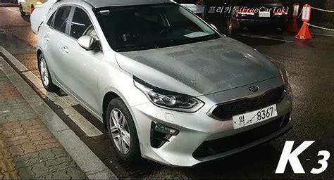 2019 Kia Cee'd Hatch Unexpectedly Revealed In Korea