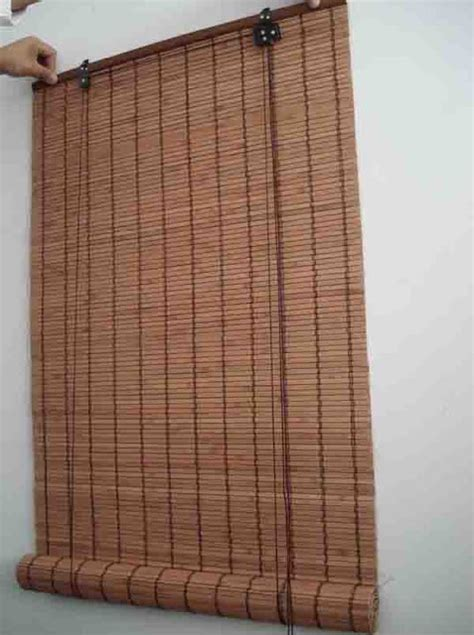 roll up patio shades bamboo bamboo outdoor roll blinds bamboo products photo