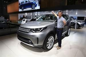 Date Mondial Auto 2016 : land rover discovery 2017 premi re escapade au mondial l 39 argus ~ Medecine-chirurgie-esthetiques.com Avis de Voitures