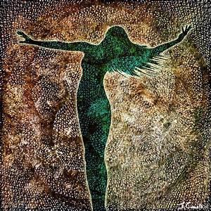 Cianelli Studios: Abstract Sacred Art | Spiritual Abstract ...