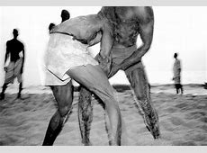 Senegalese Wrestling Fighters Get Ready To Grapple In