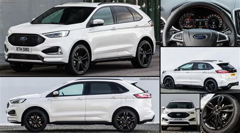 Ford Edge [eu] (2019)  Pictures, Information & Specs