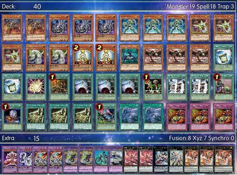 Cyber Deck List 2017 by Cyber Deck 2017 Ygo Amino