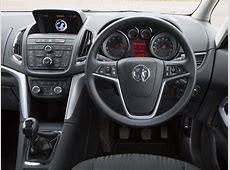 VAUXHALL Zafira Tourer specs & photos 2011, 2012, 2013