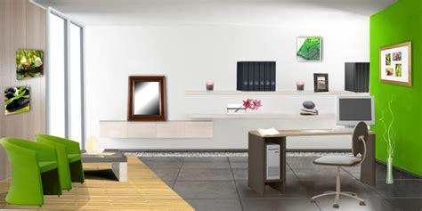 decoration de bureau maison déco intérieure bureau