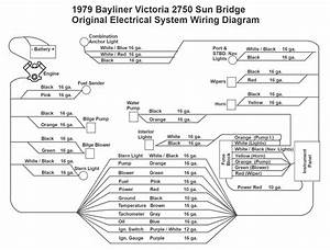1979 Bayliner Victoria 2750 Sun Bridge Project    Rebuild