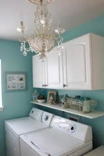 Laundry Room Cabinet Color Idea