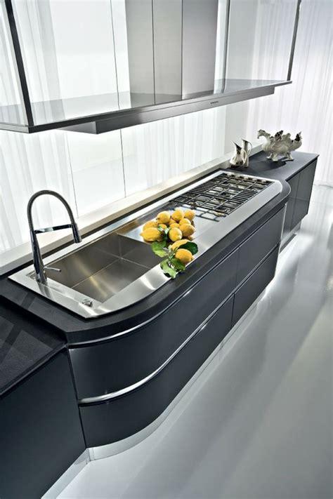 idée aménagement cuisine rectangulaire