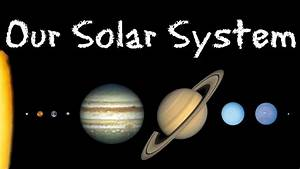 Exploring Our Solar System: Planets and Space for Kids ...