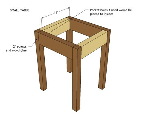 how to build an outdoor side table bali tea house plans building a wine rack simple side