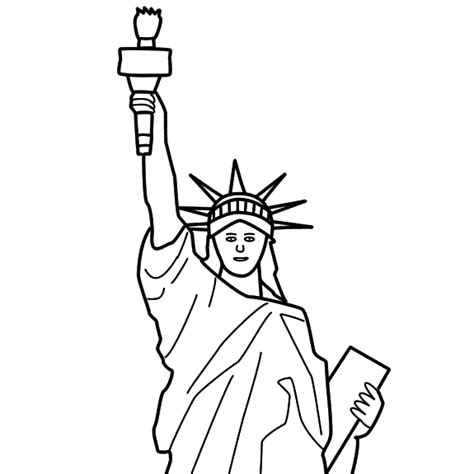 statue  liberty story starters memorial day