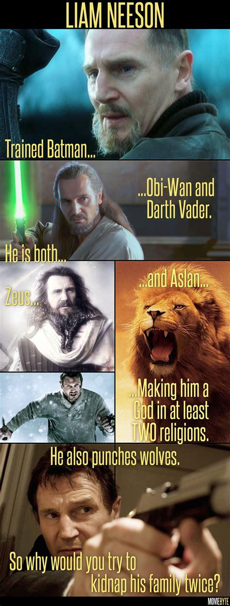 Liam Neeson Memes - haunted wanderings of my mind