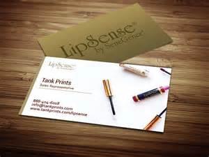LipSense Business Card Designs