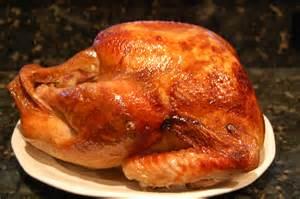 roasted turkey the cooks