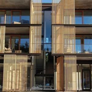 Modulares Bauen Preise : die besten 25 holzbau fassade ideen auf pinterest ~ Watch28wear.com Haus und Dekorationen