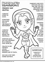 Scout Daisy Superhero Harmony Petal Law Coloring Pages Yellow Helpful Brownie Friendly Scouts Petals Activities Daisies Considerate Makingfriends Caring Fifth sketch template