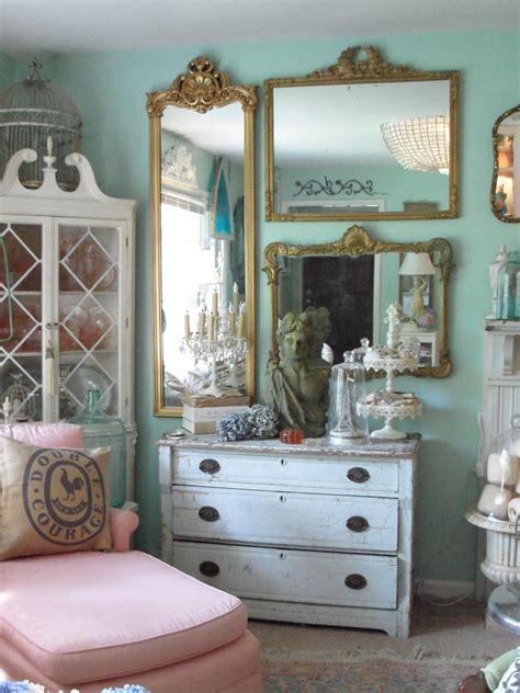Shabby Chic Ideas For Home Décor