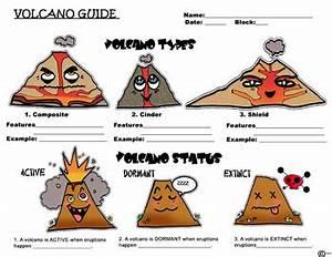 Visual Volcano Guide/Worksheet by Illumismart   Teachers ...