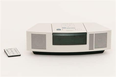 bose cd radio bose wave radio am fm cd player model awrc 1p with remote