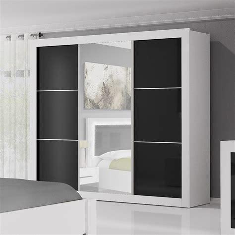 armoire chambre portes coulissantes emejing armoire contemporaine design gallery design