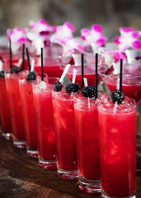 wedding signature drinks ideas archives weddings romantique