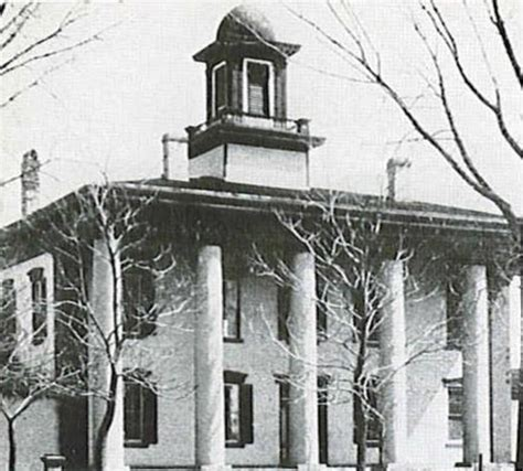 History Of The Sheriff's Office