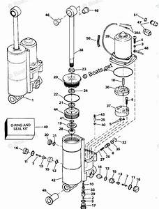 Evinrude Outboard Parts By Year 1992 Oem Parts Diagram For