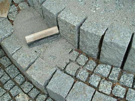 Sandstein Verfugen Material by Naturstein