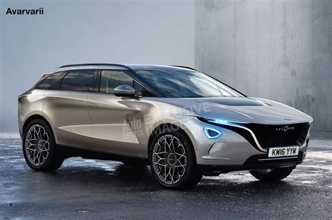 New Lagonda Suv To Spearhead Aston Martin's New Ev Brand