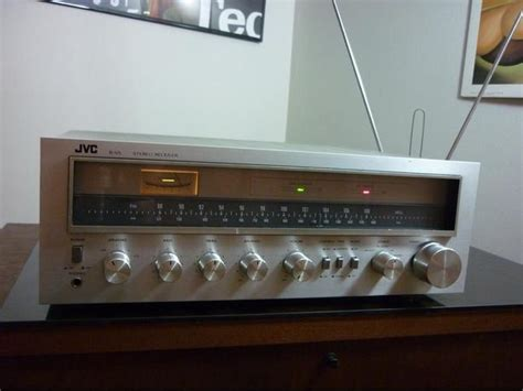 Vintage Jvc R-s5 Stereo Receiver*classic 70's* Central
