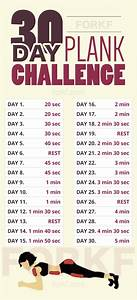 Here's What... Plank Challenge