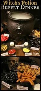 Buffet Halloween : witch 39 s potion halloween buffet dinner complete with lots ~ Dode.kayakingforconservation.com Idées de Décoration