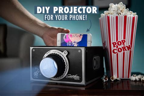 smartphone projector transform  mobile device