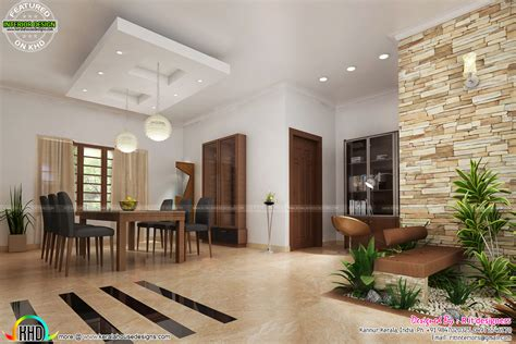 interior design pictures of homes house interiors by r it designers kerala home design and