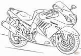 Coloring Motorcycle Police Printable Getcolorings sketch template