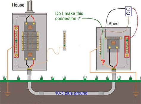 One Last Shed Wiring Question Yesterday Tractors