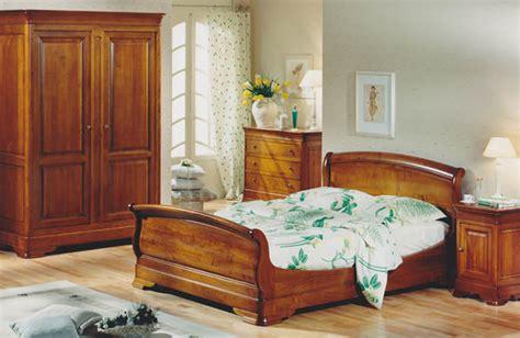 panneau de chambre lit louis philippe en merisier meubles hummel
