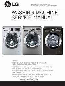 Lg F14a8rd F14a8rd5 F14a8rd6 Washing Machine Service