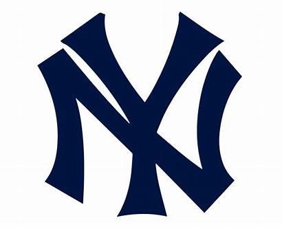 Yankees York Symbol Logos Clipart History Ny
